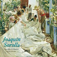 Calendario 2016 - Joaquin Sorolla-Sunshine & Shadow - (30x30) - (cl53151) - Aa. Vv.