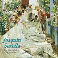 Calendario 2016 - Joaquin Sorolla-sunshine & Shadow - (30x30)  - (cl53151) - Aa. Vv.