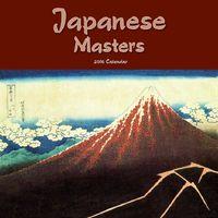 Calendario 2016 - Japanese Masters New - (30x30)  - (cl53340) - Aa. Vv.