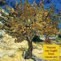 Calendario 2016 - Van Gogh's Trees - (30x30)  - (cl53103) - Aa. Vv.