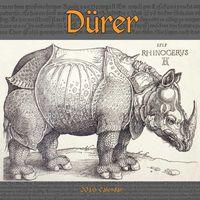 Calendario 2016 - Durero - (30x30)  - (cl53386) - Aa. Vv.