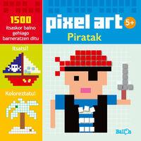 Piratak - Pixel Art - Batzuk