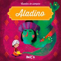 ALADINO - CUENTOS DE SIEMPRE
