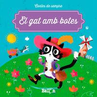 GAT AMB BOTES, EL - CONTES DE SEMPRE