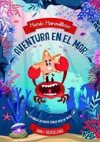 AVENTURA EN EL MAR - MUNDO MARAVILLOSO (POP-UP)
