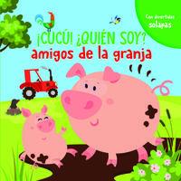 AMIGOS DE LA GRANJA - ¡CUCU! ¿QUIEN SOY?