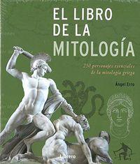 LIBRO DE LA MITOLOGIA