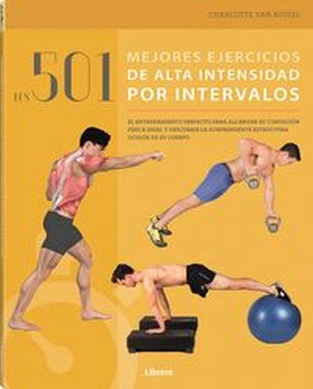 501 Mejores Ejercicios De Alta Intensidad Por Intervalos - Charlotte Van Aussel