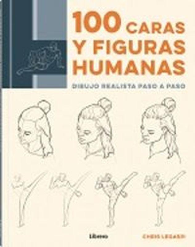 100 CARAS Y FIGURAS HUMANAS - DIBUJO REALISTA PASO A PASO