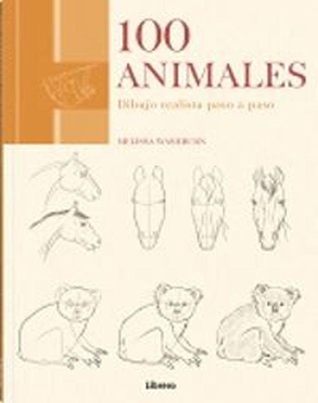 100 ANIMALES - DIBUJO REALISTA PASO A PASO