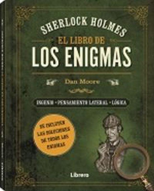SHERLOCK HOLMES - EL LIBRO DE LOS ENIGMAS