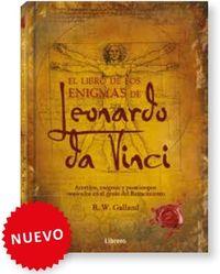 LEONARDO DA VINCI - EL LIBRO DE LOS ENIGMAS