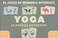 YOGA - JUEGO DE MEMORIA DIFERENTE - 25 PAREJAS DIFERENTES