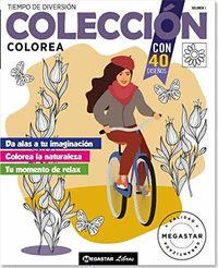 Coleccion Colorea 1 - Aa. Vv.