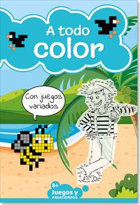 A TODO COLOR - JUEGOS Y PASATIEMPOS +8