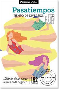 PASATIEMPOS - TIEMPO DE DIVERSION