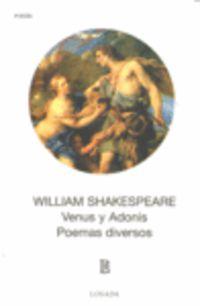 Venus Y Adonis - Poemas Diversos - William Shakespeare
