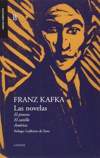 Las novelas - Franz Kafka