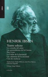 TEATRO SELECTO (HENRIK IBSEN) - OBRAS COMPLETAS II