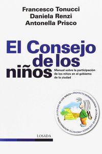 CONSEJO DE LOS NIÑOS, EL