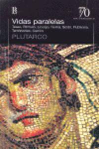 Vidas Paralelas - Plutarco