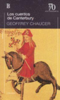 Los cuentos de canterbury - Geogrrey Chaucer