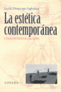 La  estetica contemporanea  -  Una Investigacion - Guido Morpurgo-tagliabue