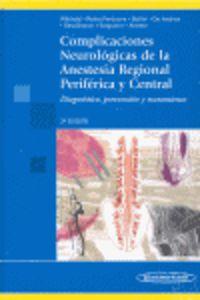 COMPLICACIONES NEUROLOGICAS DE LA ANESTESIA REGIONAL PERIFE