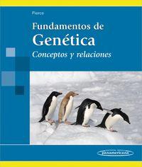 FUNDAMENTOS DE GENETICA - CONCEPTOS Y RELACIONES