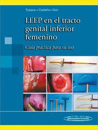Leep En El Tracto Genital Inferior Femenino - Maniano  Toziano  /  Roberto   Castaño  /  Jorge  Gori