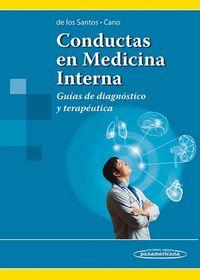 CONDUCTAS EN MEDICINA INTERNA - GUIA DE DIAGNOSTICO Y TERAP