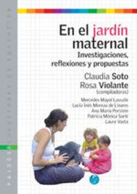 En El Jardin Maternal - Violante  Rosa Soto Claudia Alicia