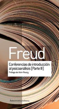 CONFERENCIAS DE INTRODUCCION AL PSICOANALISIS - PARTE 3