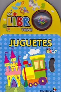 JUGUETES - MI LIBRO TIENE