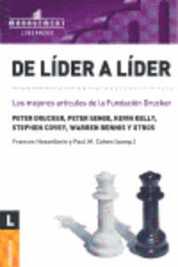 De Lider A Lider - Peter  Drucker  /  [ET AL. ]