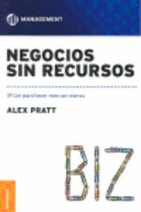 Negocios Sin Recursos - Alex Pratt