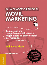 GUIA DE ACCESO RAPIDO AL MOVIL MARKETING