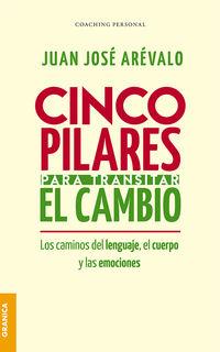CINCO PILARES PARA TRANSITAR EL CAMBIO - LOS CAMBIOS DEL LENGUAJE, EL CUERPO Y LAS EMOCIONES