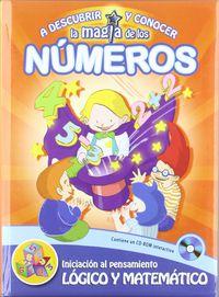 Magia De Los Numeros (+cd) - Maria Malia Fones