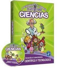 Magia De Las Ciencias (+cd) - Anabella Victoria Pinski