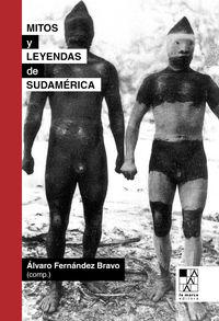 MITOS Y LEYENDAS DE SUDAMERICA