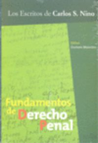 FUNDAMENTOS DE DERECHO PENAL