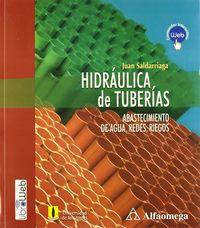HIDRAULICA DE TUBERIAS - ABASTECIMIENTO DE AGUA, REDES Y RIEGOS