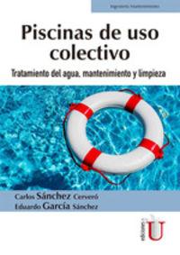 PISCINAS DE USO COLECTIVO