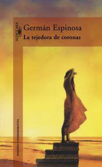 La tejedora de coronas - German Espinosa