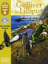 Gulliver In Lilliput (+cd)  Level 6 - Aa. Vv.