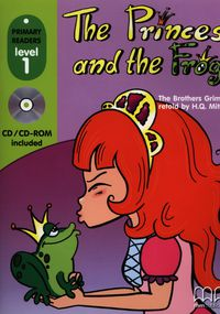 Mm Primary Reader 1 - Princess And The Frog (+cd) - Aa. Vv.