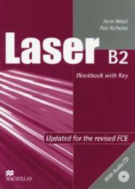 Laser B2 Upper-interm. Wbook +key (+cd) - Aa. Vv.
