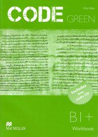 Code Green Wb Int-upper B1+ (+cd) - Aravanis Vassilakis