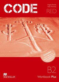 Code Red B2 Wb (+cd) - Aa. Vv.